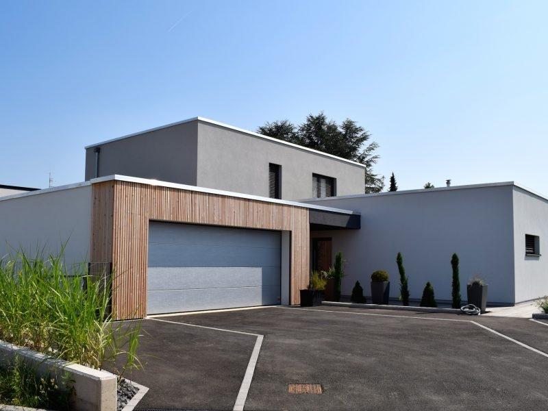 Maison toit plat 17