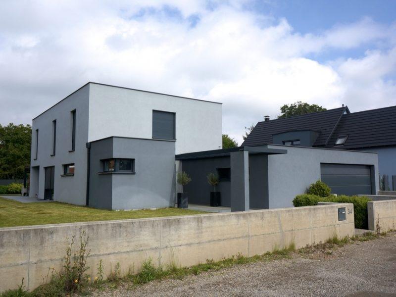 Maison toit plat 7