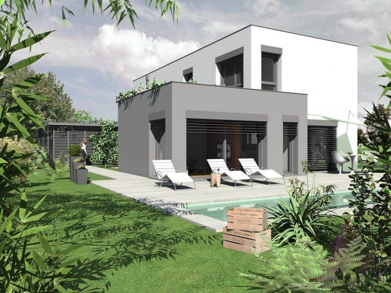 Maison passive à Aspach-le-Haut, 68