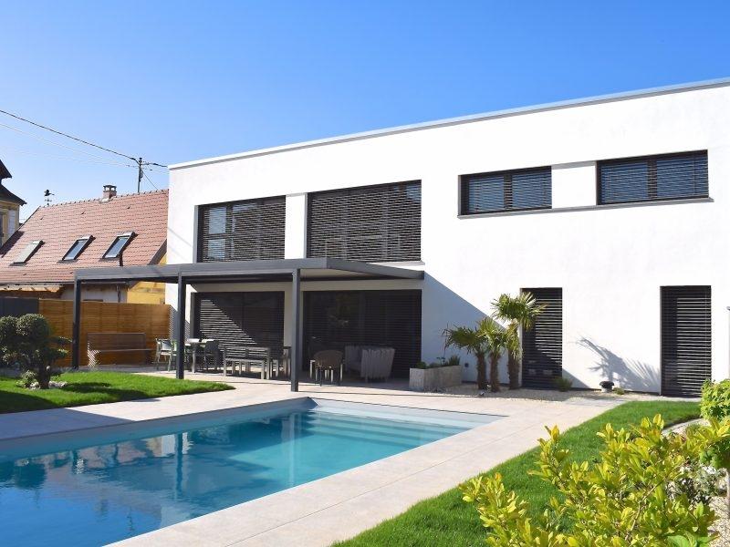 Maison passive à Horbourg-Wihr, 68 - 2
