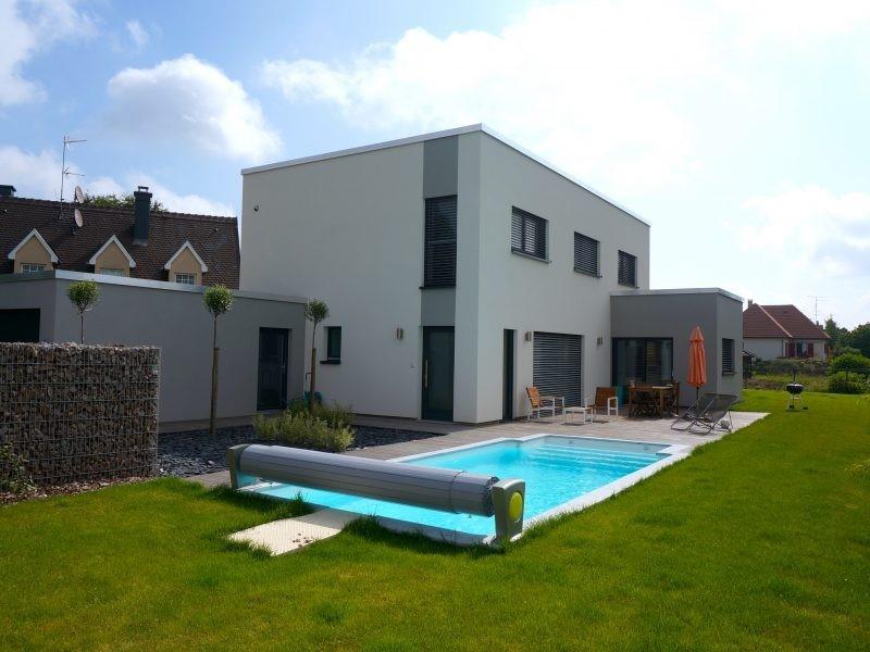 Maison passive à Horbourg-Wihr, 68