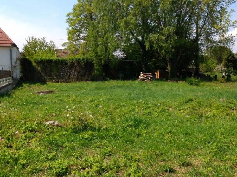 Terrain de 1064 m² à Holtzwihr (Réservé)