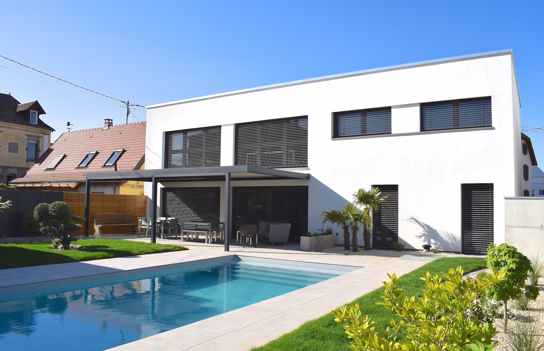Maison passive horbourg wihr 68 maisons prestige - Maison prestige colmar ...