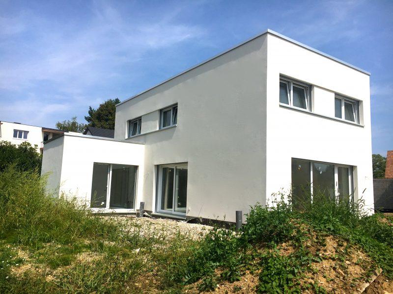 Maisons passives r alis es en alsace par un constructeur - Salon maison passive 2017 ...