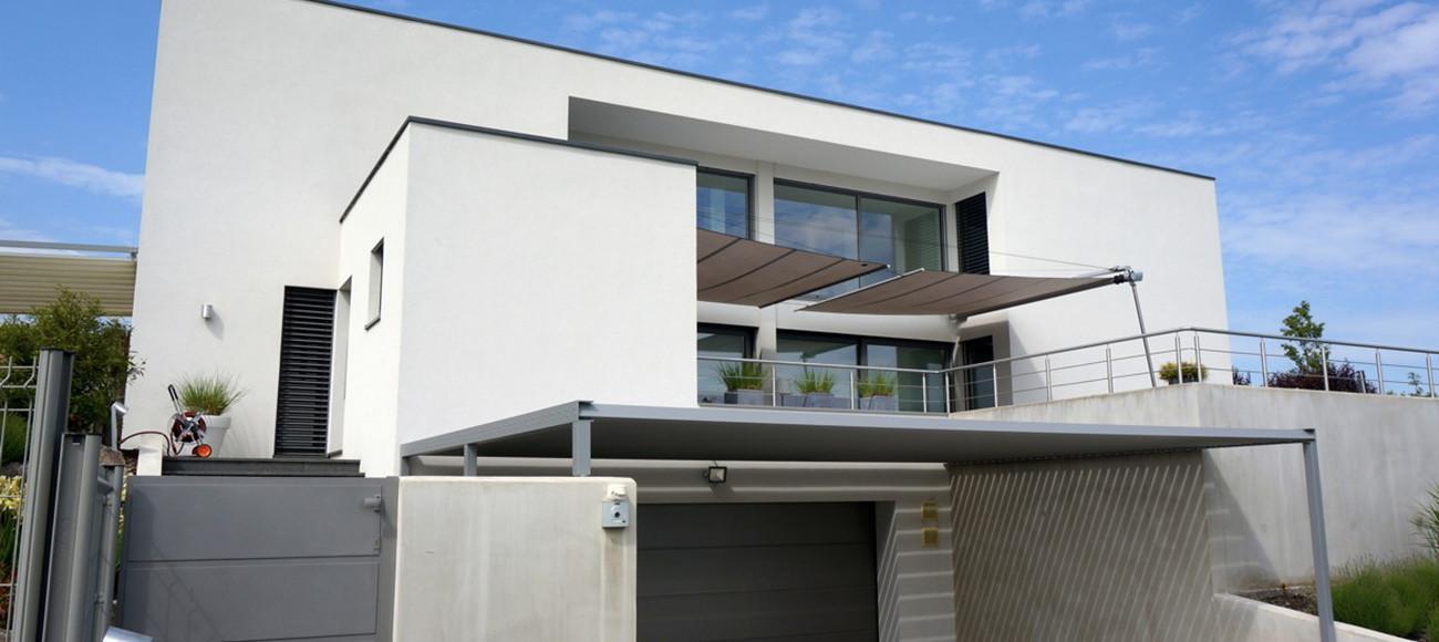 Architecte de maison à énergie positive en centre Alsace