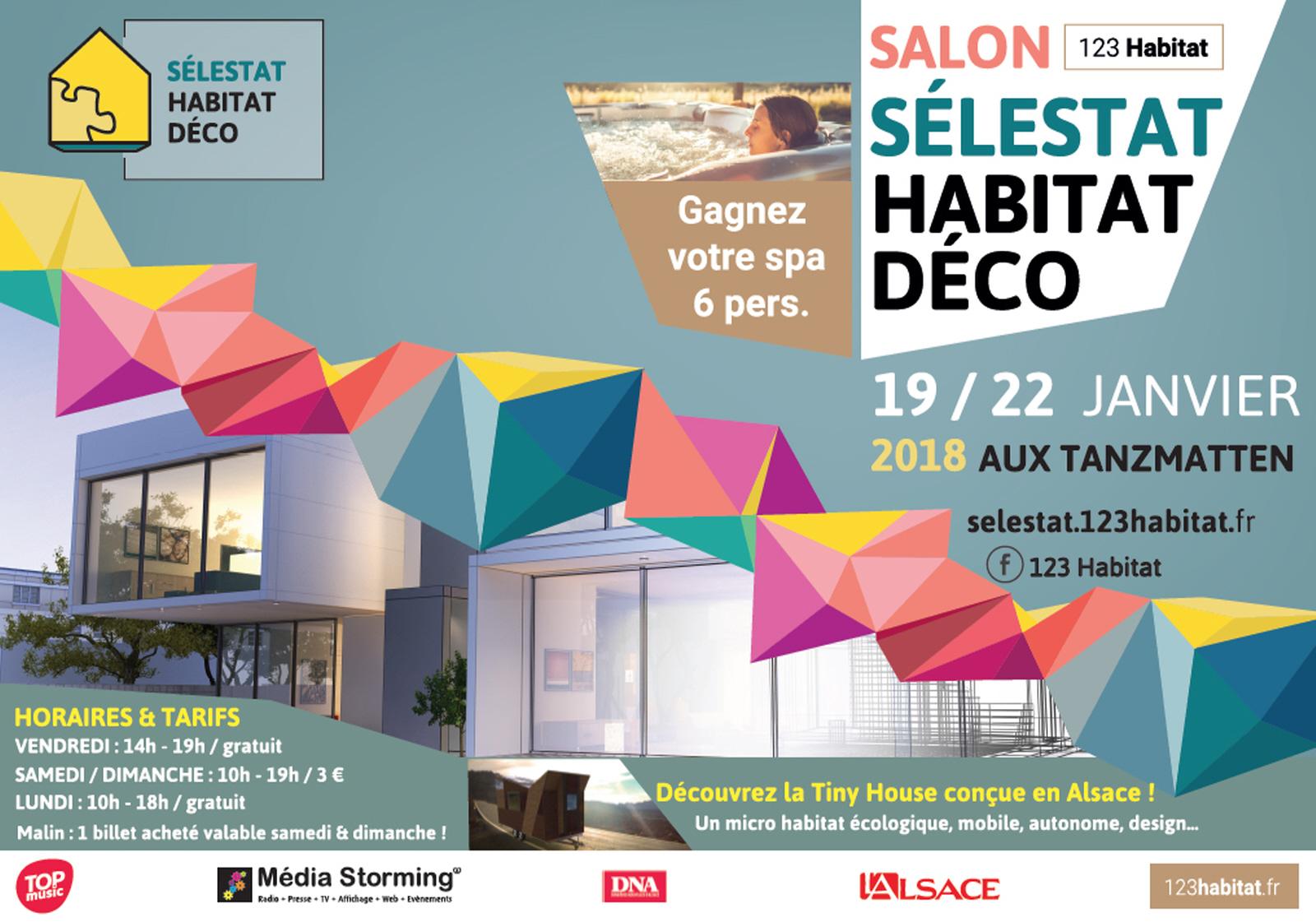 Salon s lestat janvier 2018 maisons prestige for Habitat deco